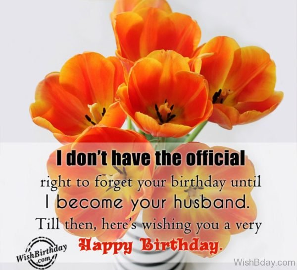 Heres Wishing You A Very Happy Birthday