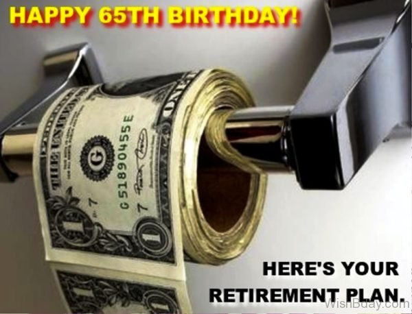 Heres Your Retirement Plan 1