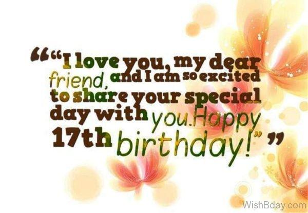 I Love You Dear