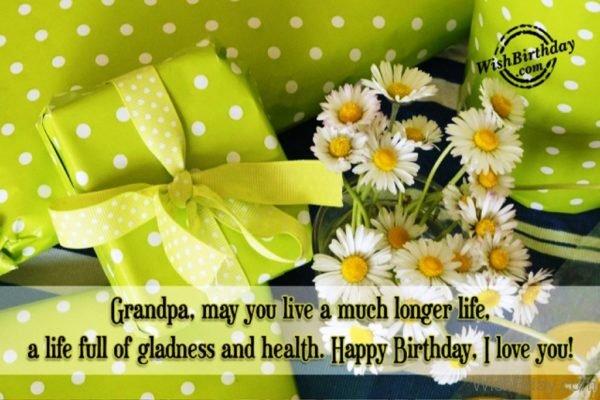 I Love You Happy Birthday
