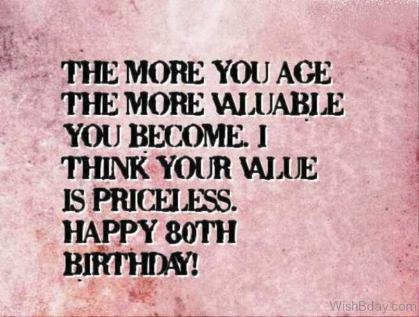 I THink Your Value Is Priceless
