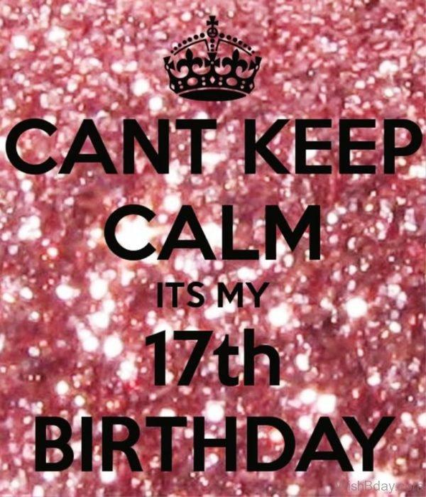 Itsm yt Sevententh Birthday