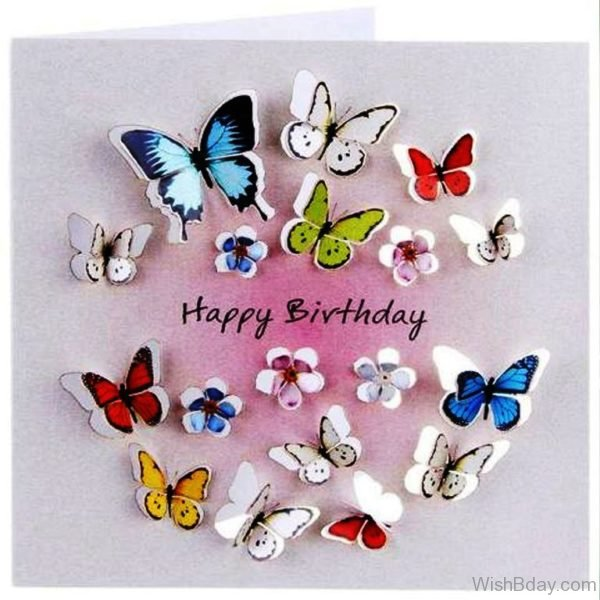 Wish Happy Birthday Photo