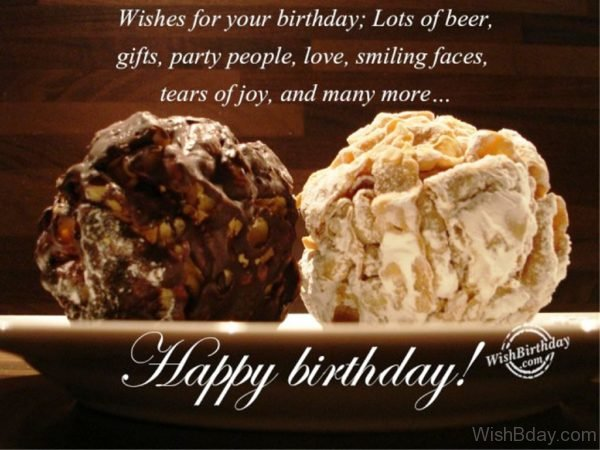 Wishes For Your Birthday