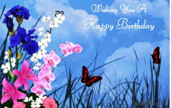Wishing You A Very Happy Birthday 1
